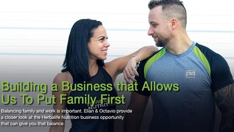 Building a Business that Allows Us to Put Family First