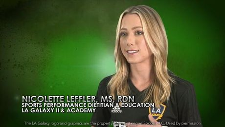 Herbalife Nutrition fuels the LA Galaxy