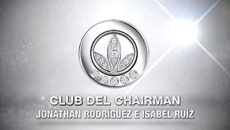 New Chairman's Club members
