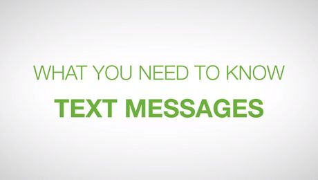 What You Need to Know about Text Messages