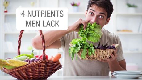 Nutrients for Men
