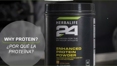 Capacitación Herbalife24® Enhanced Protein Powder