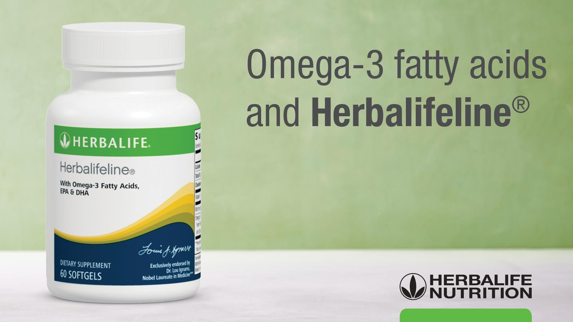 Herbalifeline®: Know the Products