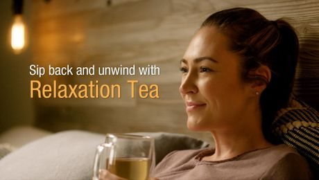 Introducing Relaxation Tea