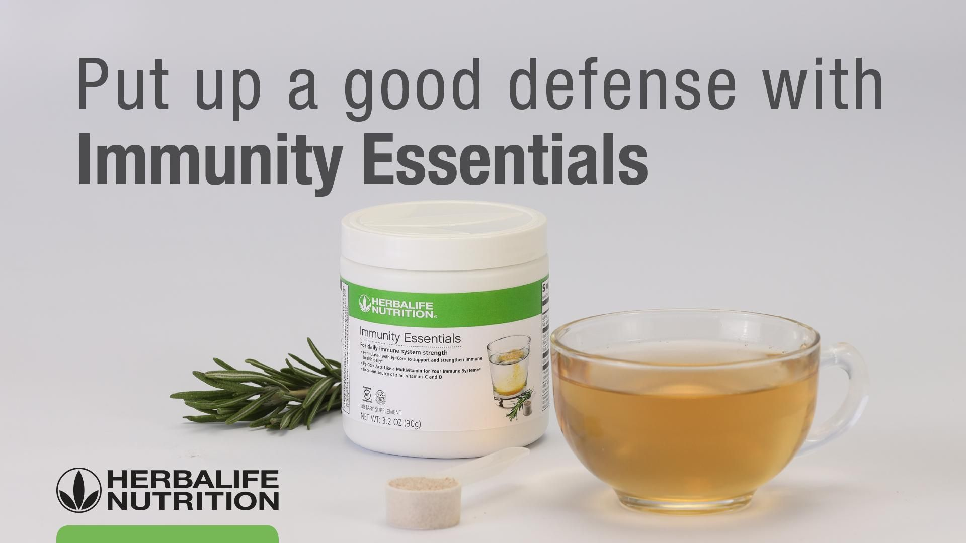 Introducing Immunity Essentials