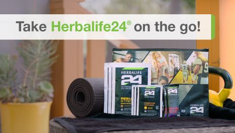 Meet the Herbalife24® Trial Pack