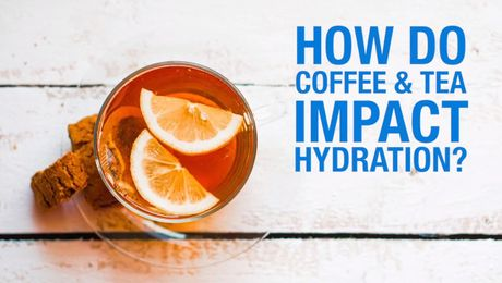 How Do Coffee and Tea Impact Hydration?