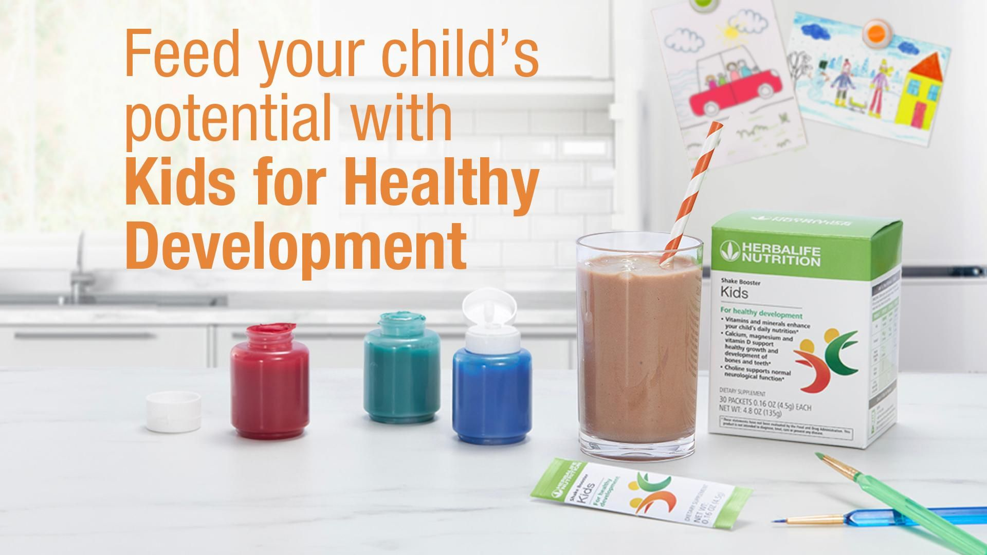 Introducing Kids for Healthy Development