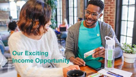Discover the Herbalife Nutrition opportunity
