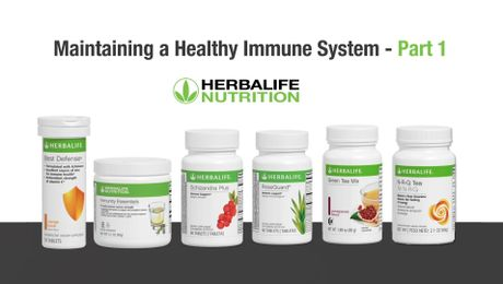 Maintaining a Healthy Immune System - Part 1
