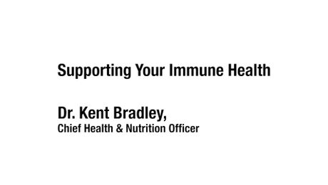 Supporting Your Immune Health
