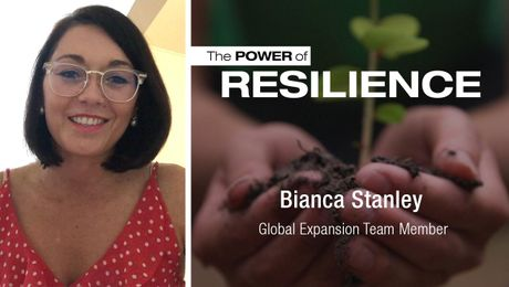 The Power of Resilience With Bianca Stanley