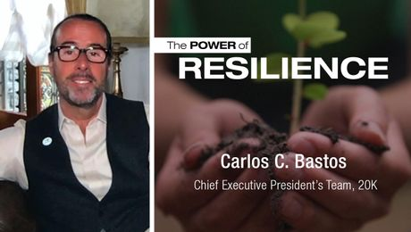 The Power of Resilience with Carlos Bastos Training