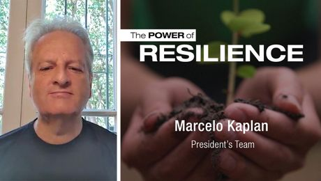 The Power of Resilience with Marcelo Kaplan