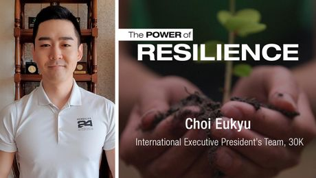 The Power of Resilience With Choi Eukyu