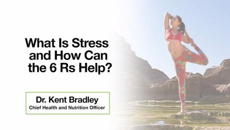 What Is Stress and How Can the 6 Rs Help?