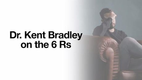 Address Stress With the 6 Rs by Dr. Kent Bradley