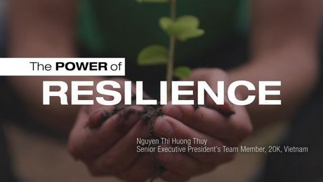 The Power of Resilience With Nguyen Thi Huong Thuy