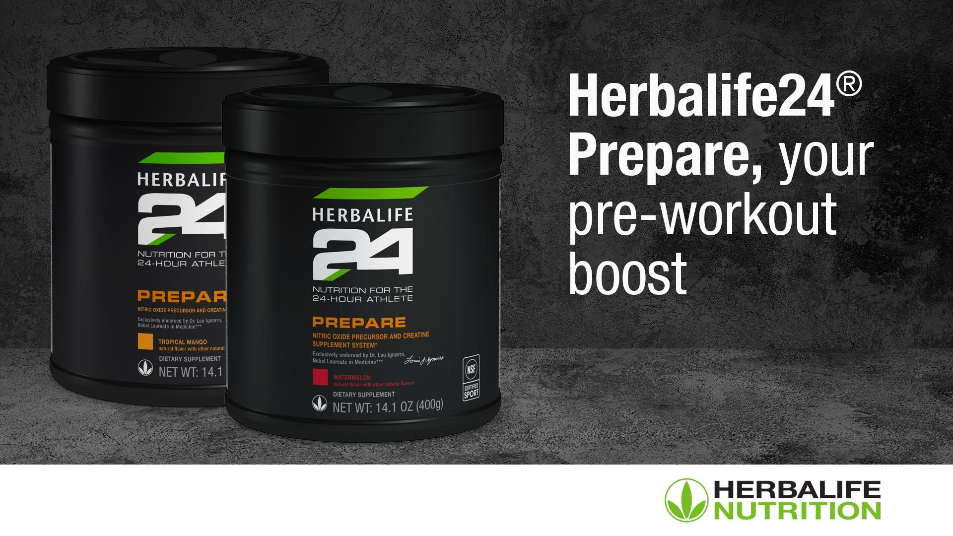 Herbalife24® Prepare: Know the Products