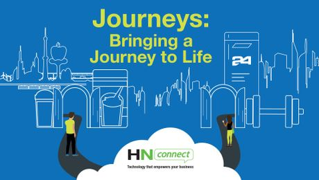 HNconnect: Bringing a Journey to Life