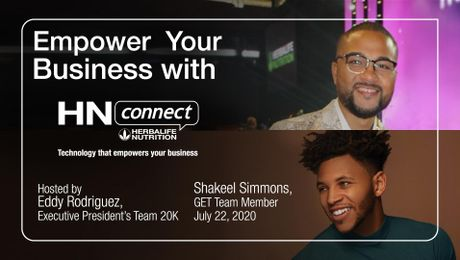Empower Your Business with HNconnect, 7/22/20