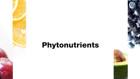 What are Phytonutrients?