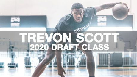 2020 Impact Basketball: Trevon Scott