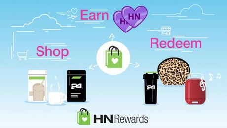 Introducing HN Rewards for Preferred Members