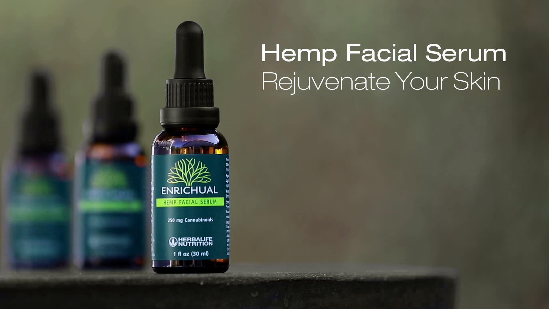 Enrichual Hemp Facial Serum: Know the Products