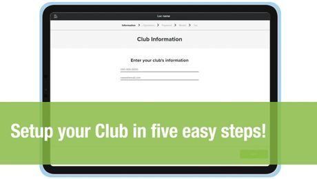 HN MyClub - How do I set up HN MyClub?
