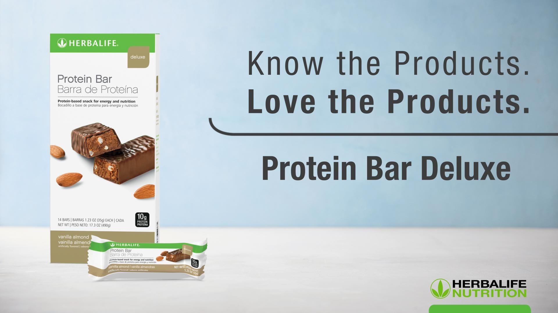 Protein Bar Deluxe: Know the Products