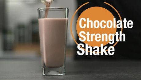 Chocolate Strength Shake