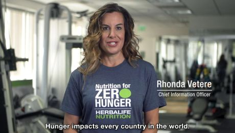 NFZH Leadership video, Rhonda Vetere
