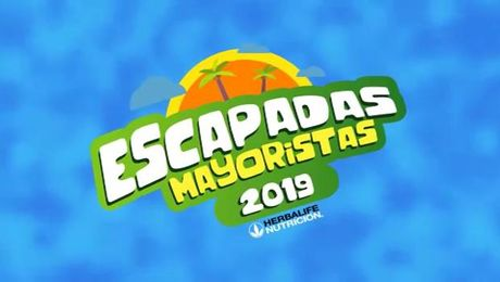Video de calificación a Escapadas 2019