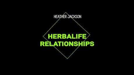 Heather Jackson: Relación con Herbalife Nutrition