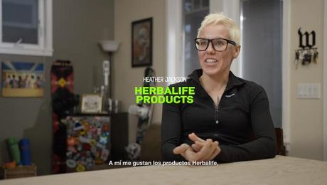 Heather Jackson: Los productos Herbalife Nutrition