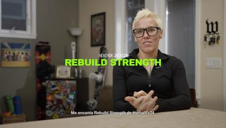 Heather Jackson: Rebuild Strength de Herbalife24®