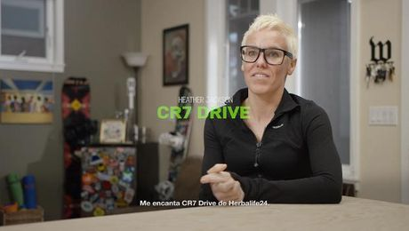Heather Jackson: CR7 Drive de Herbalife24®