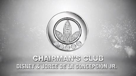 Nuevos integrantes del Club del Chairman