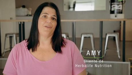 Amy: Herbalife Nutrition Customer Story