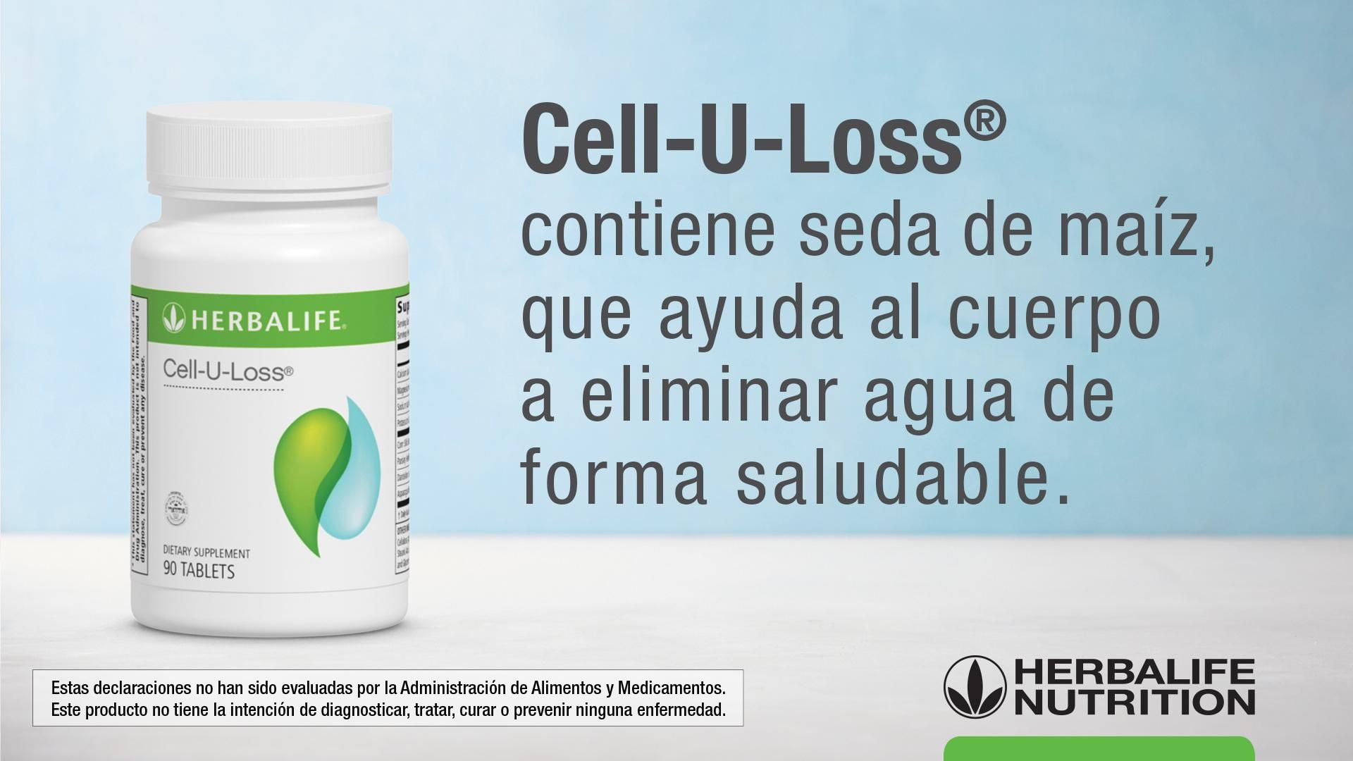 Cell U Loss Conoce Los Productos Peso Saludable Videos De Productos Del Herbalife Uses