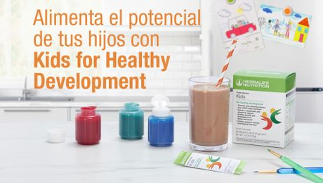 Presentamos Kids for Healthy Development