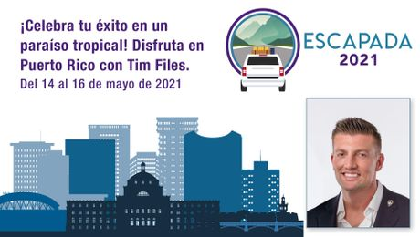 Escapada 2021 con Tim Files