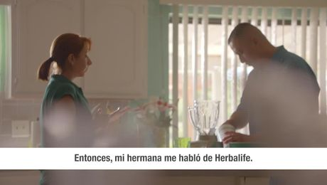 William: Su historia con Herbalife Nutrition