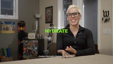 Heather Jackson : Hydrate Herbalife24
