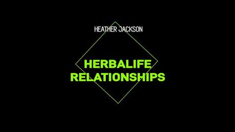 Heather Jackson: Relation avec Herbalife Nutrition