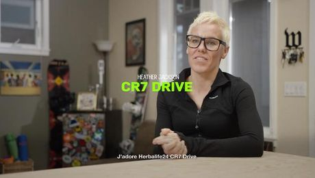 Heather Jackson : CR7 Drive Herbalife24