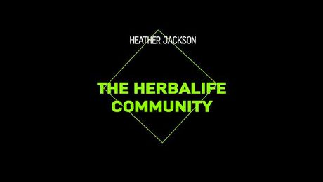 Heather Jackson et Herbalife Nutrition