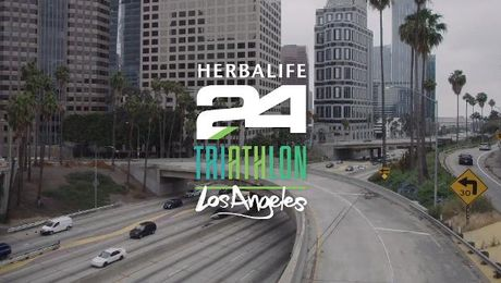 Moments du Triathlon Herbalife24 Los Angeles