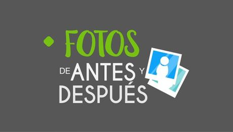 Video sobre Fotos de Antes y Despues (SAM)